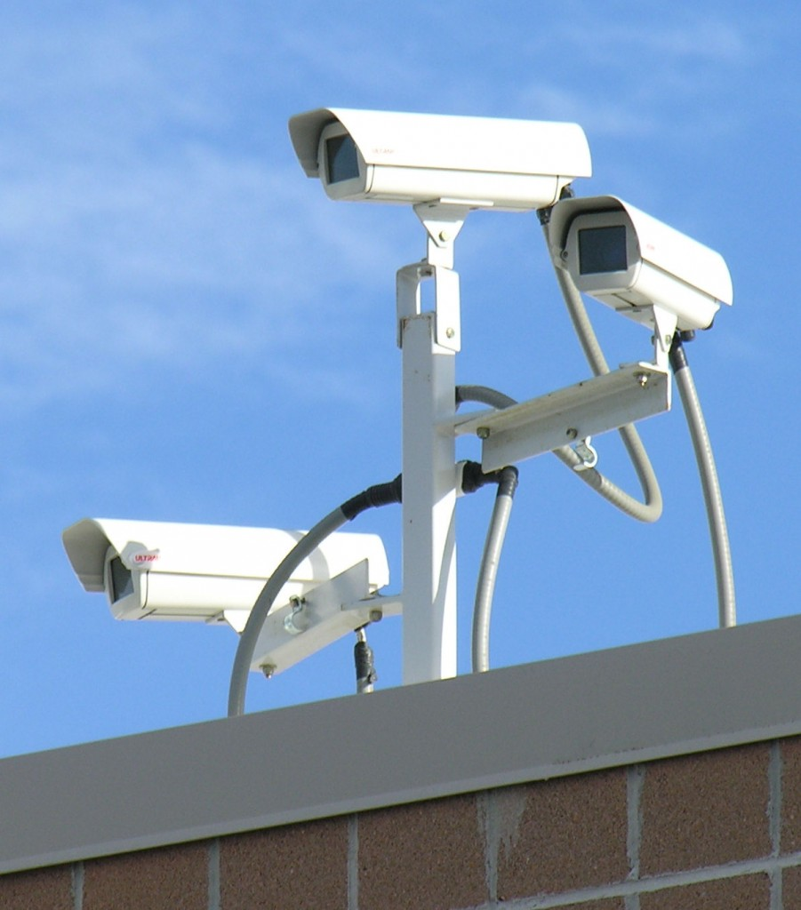Electronic Security Surveillance & Why Your Business Should